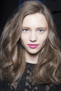 Ash Brown: If you're bored of basic brown hair, give it an edge with this dusty, ash brown color.