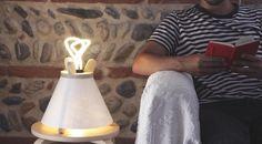 Скандинавия в вашем доме. Лампы-палатки http://www.prohandmade.ru/mebel-i-interier/skandinaviya-v-vashem-dome-lampy-palatki/  #Скандинавский_стиль #лампа #освещение #дизайн