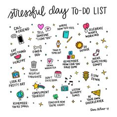 Great idea for self-care list.