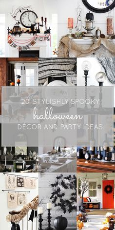 20 Stylish Halloween
