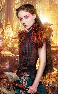 tiger lily images from peter pan movie 2015 Ryan Reynolds, Tiger Lilly Costume, Peter Pan Movie, Lily Images, Deadpool, Noomi Rapace, Book Week Costume, Rooney Mara, Actrices Hollywood