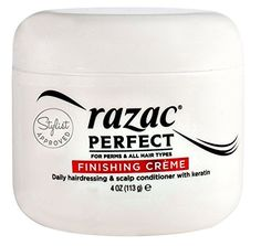 Razac Perfect For Perms Finish Creme 8oz (3 Pack) ** Continue to the product at the image link.
