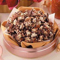 Chocolaty Popcorn Recipe
