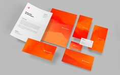 Corporate identity system for Phiroxistem