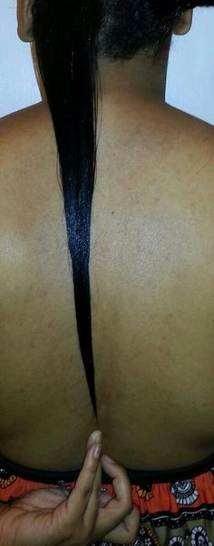 Hairfinity results