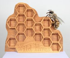 COOL HONEY JAR DISPLAY!!  Hi, I am a student studying my Model Making degree. I am in my last year of the three year course and will soon be in the Industry. This Instructables ...