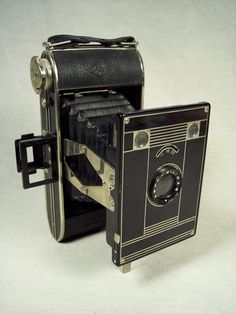 1934 Agfa Billy Clack Strut Rollfilm by SnapshotsThroughTime, $45.00