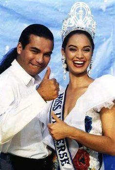 Lupita Jones - Mexico - Miss Universe 1991