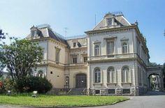 Palácio dos Campos Elísios na Avenida Rio Branco.