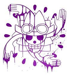 'Nico Robin - post-timeskip' by Mah-Blackberreh One Piece Logo, One Piece Tattoos, One Piece 1, Nico Robin, Zoro, Logo Manga, Social Spirit, Manga Anime, Anime One Piece