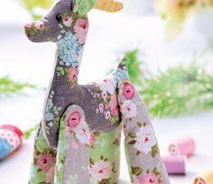 Tilda Reindeer - pattern and instructions