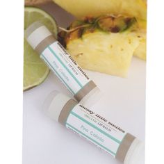 If you like Piña Colada!  Perfect for those dry or sunburnt lips! Our special Summer scented Organic Lip Balm! #messylittlesmiles