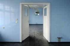 Hospital Operating Theater, Berlin-Hohenschönhausen Memorial. © Philipp Lohoefener