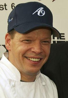 Chef Paul Wahlberg brother of Donnie and Mark  and chef at the Wahlburgers Restaurant