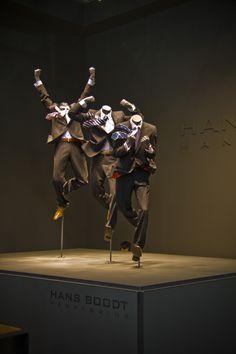 Mannequins | Euroshop 2008 | Hans Boodt