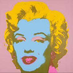 Andy Warhol Marilyn Monroe Pink oil painting for sale; Select your favorite Andy Warhol Marilyn Monroe Pink painting on canvas or frame at discount price. Andy Warhol Marilyn, Andy Warhol Pop Art, Marilyn Monroe, Roy Lichtenstein, Art Rose, Jasper Johns, Art En Ligne, Arte Popular, Popular Pins