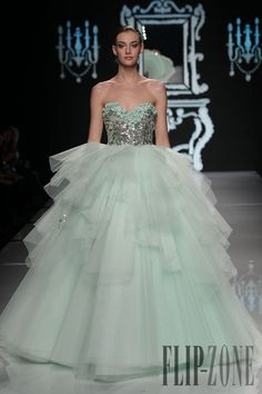 Abed Mahfouz Spring-Summer 2012 Haute Couture