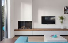 32 Amazing Corner Fireplace Ideas In The Living Room. If you are looking for Corner Fireplace Ideas In The Living Room, You come to the right place. Below are the Corner Fireplace Ideas In The Living. Fireplace Trim, Fireplace Tv Wall, Modern Fireplace, Fireplace Design, Fireplace Ideas, Corner Fireplaces, Living Room Decor Fireplace, Living Room Tv, Living Room Interior