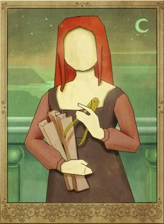 Lady Architect in Genio Game