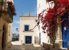 Old town Otranto, Salento, the heel of the italian boot, my home