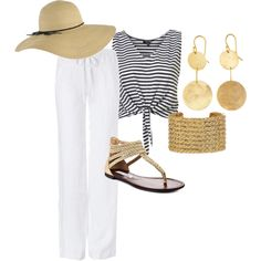 for my dream beach vacation :) from polyvore #jgulla87