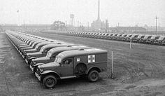 Dodge WC-54 Ambulance