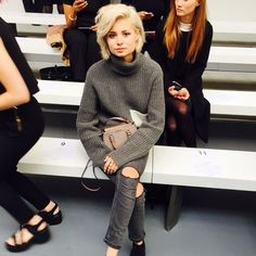 Nina Nesbitt Style