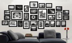 11/26/30 Piece Wall Photo Frame Set | Groupon