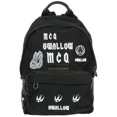 ac5c1c6e9e McQ Alexander McQueen Zaino BORSA Original Swallow Black for sale online