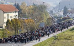 At an EU meeting Germany's Interior Ministry predicted that one million migrants will pass through Turkey to Europe in 2016, reported Der Spiegel.
