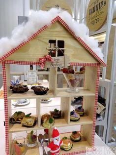 Nanny's Pavillon Home Sweet Christmas