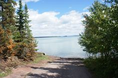 Public access to Black Bay between Pearl, Ontario and Johnstons Landing via Road 5 South