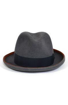 Men s Makins Hats  Richard  Homburg Hat Homburg 096b6a1edfa6