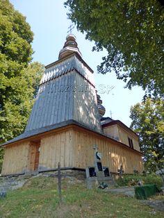 HunkovceMuzeum.SK - Drevené kostolíky na Slovensku