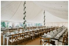 We absolutely loved this beautiful set up in our Grand Pavilion Tent at Brasenose College in Oxford