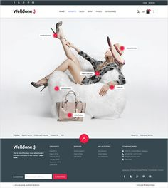Welldone is beautifully design premium #WordPress #theme for multipurpose #eCommerce website with 10+ stunning homepage layouts download now➩ https://themeforest.net/item/welldone-wordpress-theme/16046353?ref=Datasata