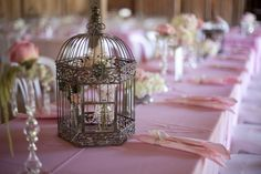 Stunning Spring table decor by Serendipity Bridal and Events