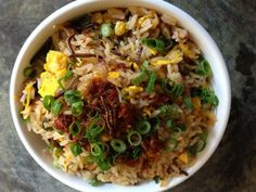 Another Mealworm Fried Rice Recipe - From Food.com