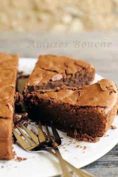 Gâteau au chocolat, trop bon!! - Amuses bouche