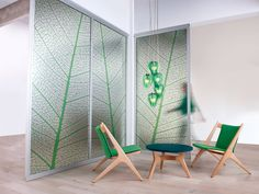 Design Squeezed Daily : Tropical inspired finishes & graphic gardens – bring a touch of the tropical to your interior! Showroom Design, Office Interior Design, Office Interiors, Commercial Design, Commercial Interiors, Fleur Design, Environmental Design, Environmental Graphics, Window Graphics