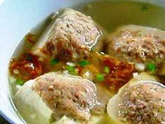 Bakso Tahu - Disini ada cara membuat video resep bakso tahu kuah tanpa daging goreng ungaran kukus siomay ikan ncc ala sajian sedap farah quinn bandung paling enak.