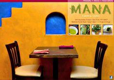 Mana Farm to Table: Where Vegans and Pescetarians Graze