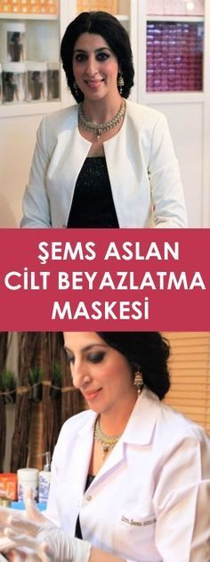 Şems Aslan Skin Whitening Mask - Beauty Make-Up Natural Skin Whitening, Whitening Face, Natural Skin Care, Top Skin Care Products, Best Face Products, Hair Removal, Best Facial Cleanser, Piel Natural, Skin Care Routine For 20s