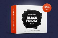 Pixelbuddha Black Friday Bundle by PixelBuddha on @creativemarket