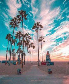 LA, California
