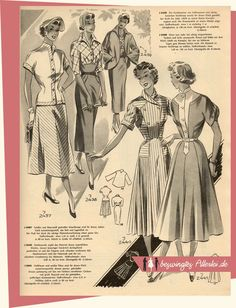 Modenschau Nr. 21 | Beswingtes Allerlei - Swing, Mode der 40er und 50er Jahre und Leidenschaft! | Bloglovin'