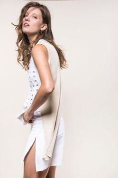 One of the Coolest Ethical Cashmere Lines Gets a Stylish Makeover for Spring
