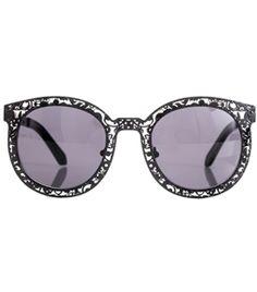 Super Duper Critter Sunglasses by Karen Walker  #matchesfashion