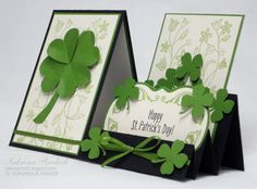 always looking for St. Patrick's cards.