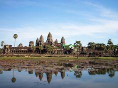 Cambodge : Angkor Vat, le temple le mieux préservé d'Angkor : Geo.fr